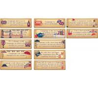 Комплект цитат для кабінету англійської мови