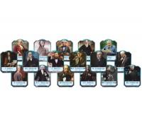 """Комплект портретів видатних хіміків """"Реакція"""""""