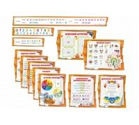 Комплект стендів для початкової школи НУШ