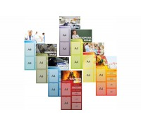 Комплект тематичних стендів з охорони праці