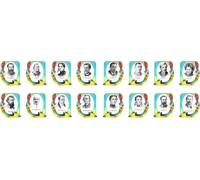 """Комплект портретів українських письменників """"Скарбниця"""""""